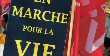 Французские епископы выступили против правительственной кампании за аборты