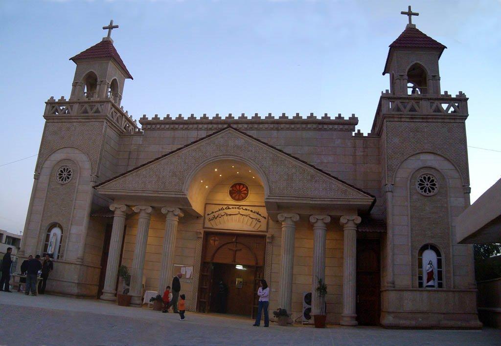 Ирак: 400 юношей и девушек приняли участие в Дне христианской молодежи в Киркуке