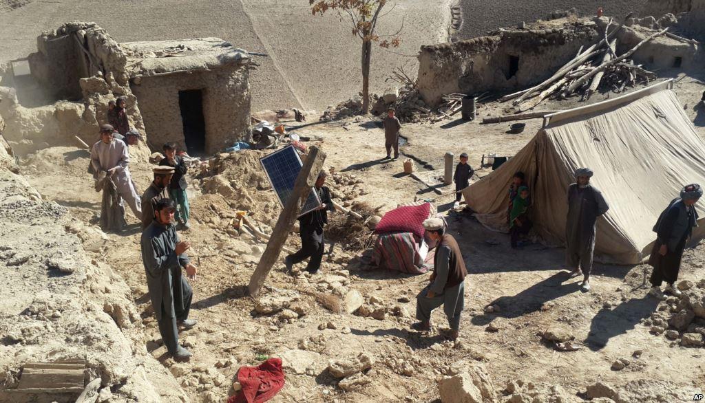 Папа выразил солидарность с Пакистаном и Афганистаном, пострадавшими от землетрясения
