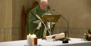 Папа: христиане должны уметь прочитывать знамения времени
