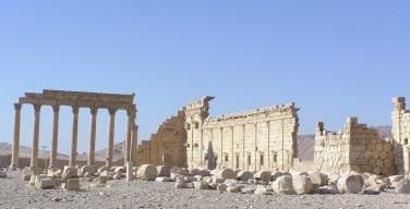 СМИ: боевики ИГ казнили людей на развалинах древней Пальмиры