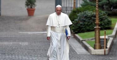 На четвертой конгрегации Синода Папа Франциск обратился с призывом к мирному решению для Ближнего Востока