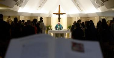Папа: клевета, козни и зависть исходят от дьявола