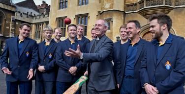 В Ватикане состоится встреча сборных команд Англиканской и Католической церквей по крикету
