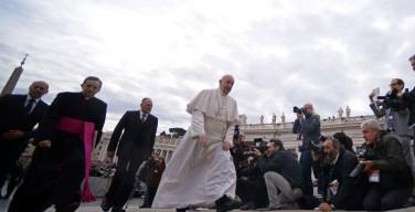 Папа Франциск объявил о создании нового подразделения Римской курии