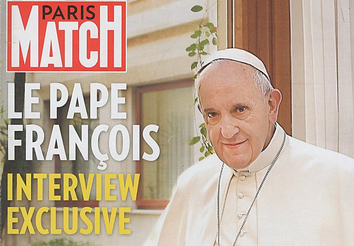 Папа Франциск — французскому еженедельнику: «Я всегда был уличным священником»