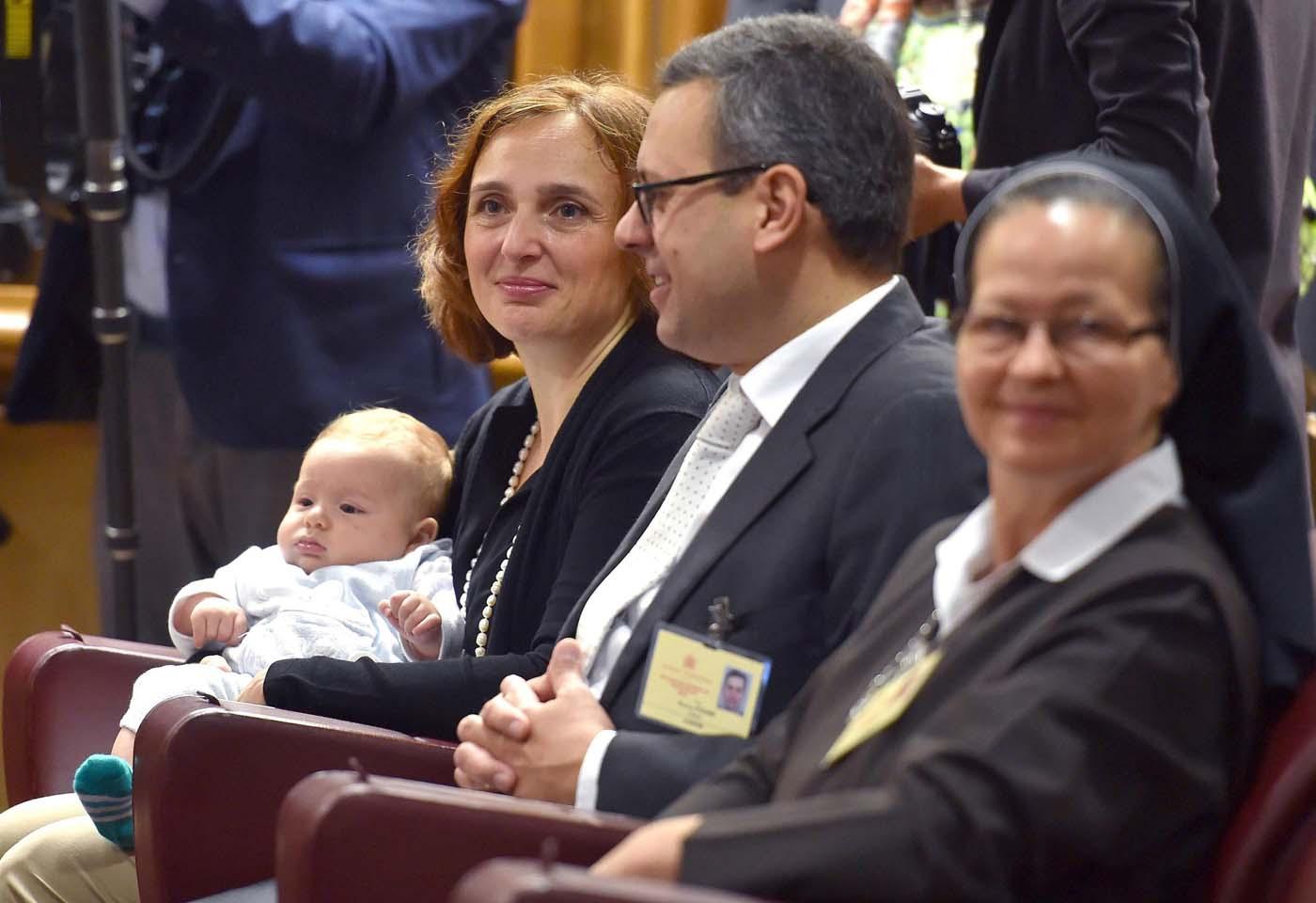 Многодетная семья на Синоде: «Люди ждут доброй вести»