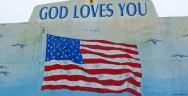Треть американцев хотят видеть христианство официальной религией Соединенных Штатов
