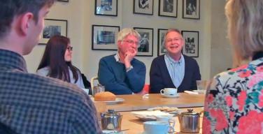 В Лондоне вскоре может появиться первое в мире стационарное кафе, где можно будет поговорить о смерти