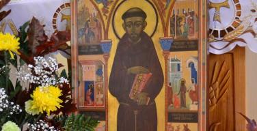 Праздник святого Франциска в Новосибирске