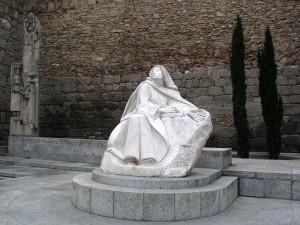 Скульптура Святой Терезы Иисуса