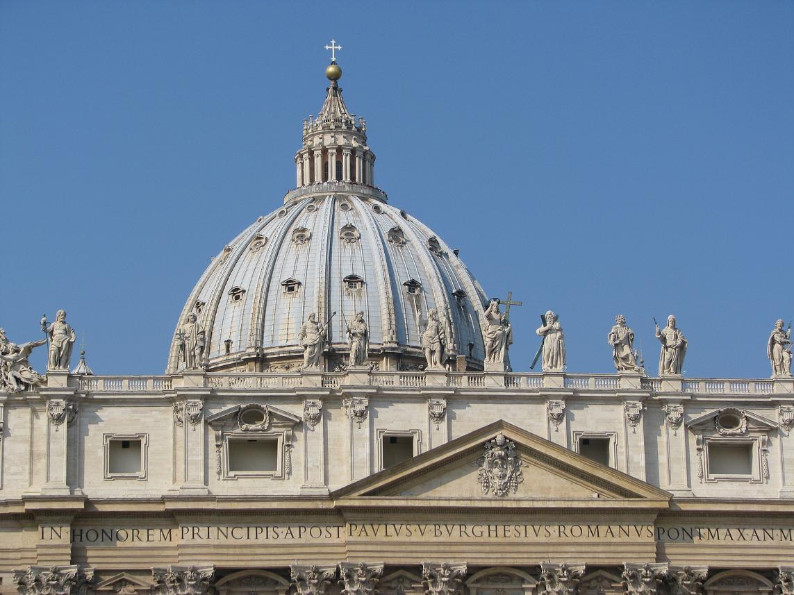 Программа Папы Франциска на ноябрь