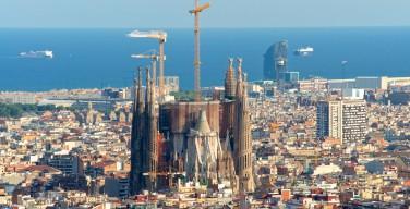 Храм Святого Семейства в Барселоне будет достроен к 2030—2032 годам