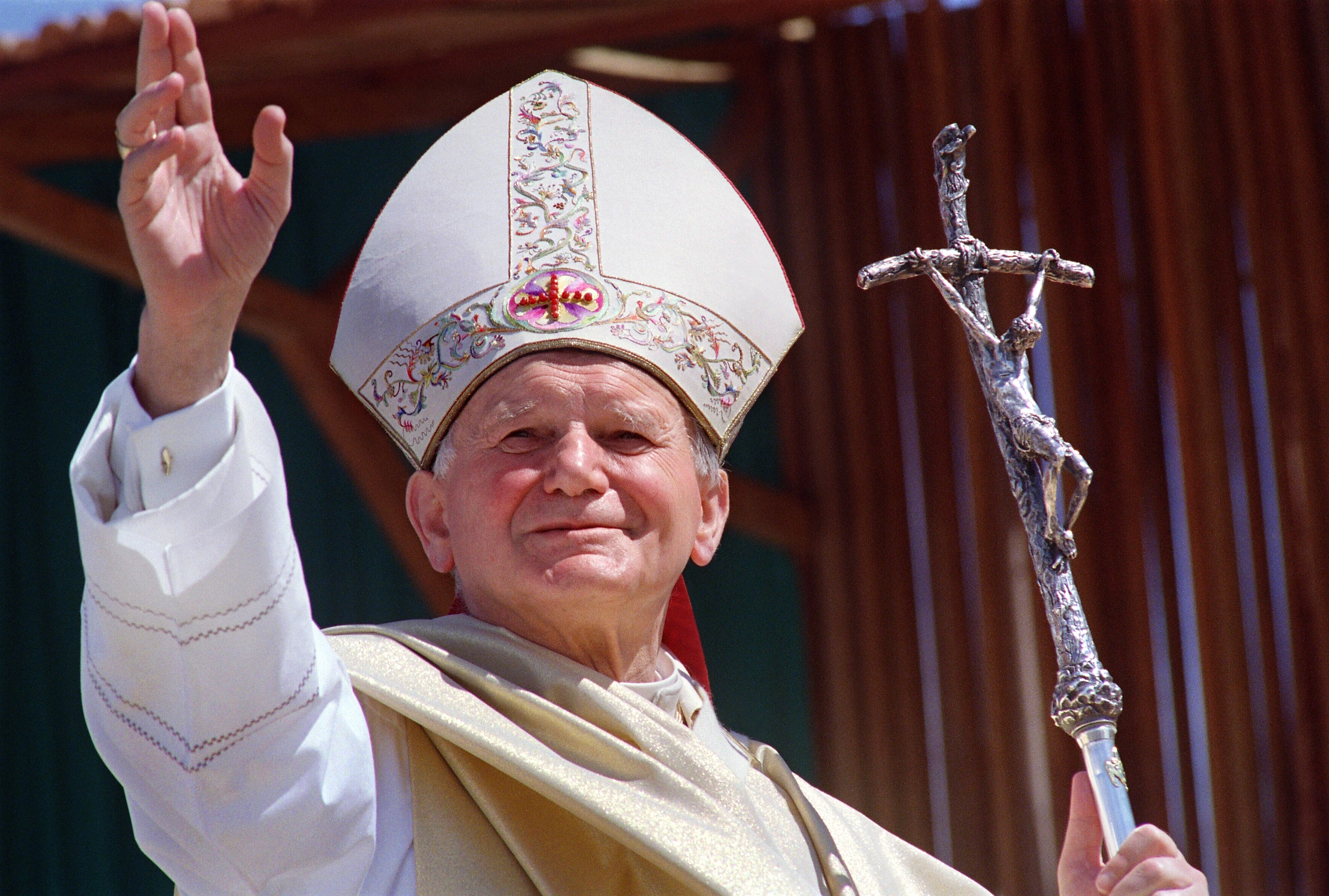 22 октября. Святой Иоанн Павел II, Папа. Память