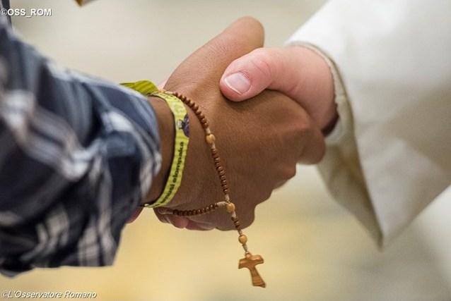 Папа – миссионерам-комбонианцам: я восхищаюсь вашим трудом и тем, как вы рискуете