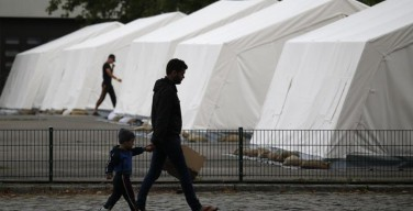 Полиция Германии выступает за создание отдельных лагерей для беженцев разных вероисповеданий