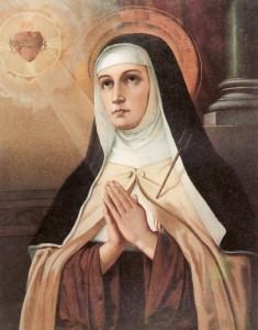 Молодая монахиня Тереза Иисуса