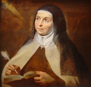 Святая Тереза Авильская - духовный писатель