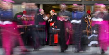 Синод: голоса епископов