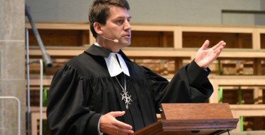 Избран новый глава Сообщества протестантских церквей в Европе