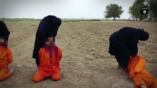 Боевики ИГ казнили 20 сирийских христиан, отказавшихся принимать ислам