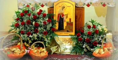 Торжество св. Елизаветы Венгерской в Новосибирске