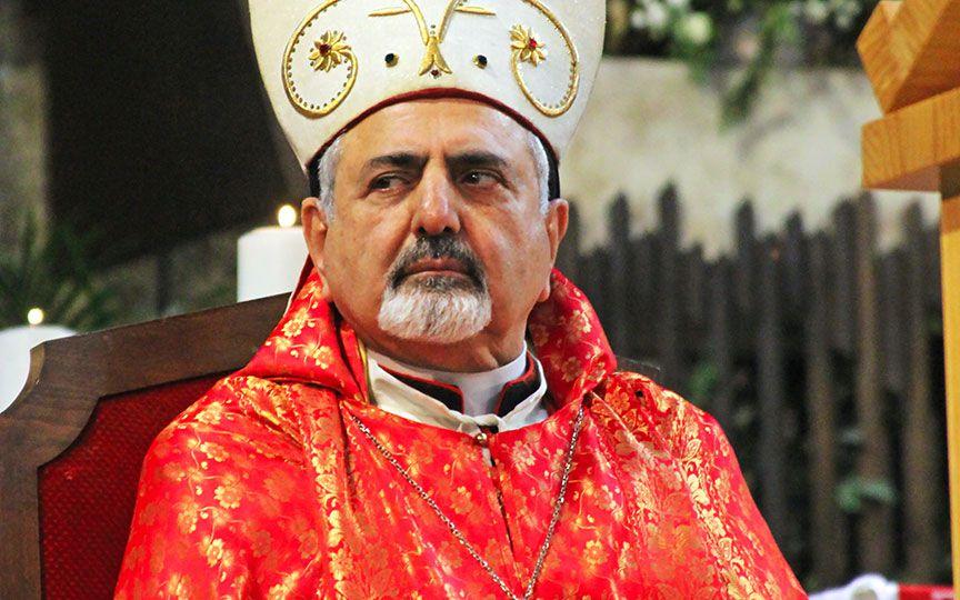 Сиро-католический патриарх: Запад предал нас