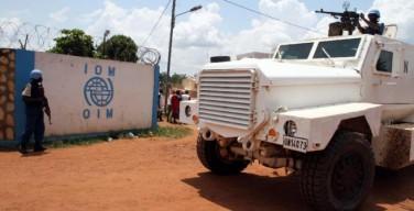 Папа призвал к прекращению насилия в Центральноафриканской Республике