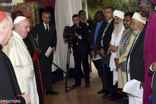 Папа: экуменический и межрелигиозный диалог не факультативен