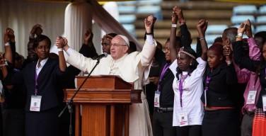 Завершился визит Папы Франциска в Кению