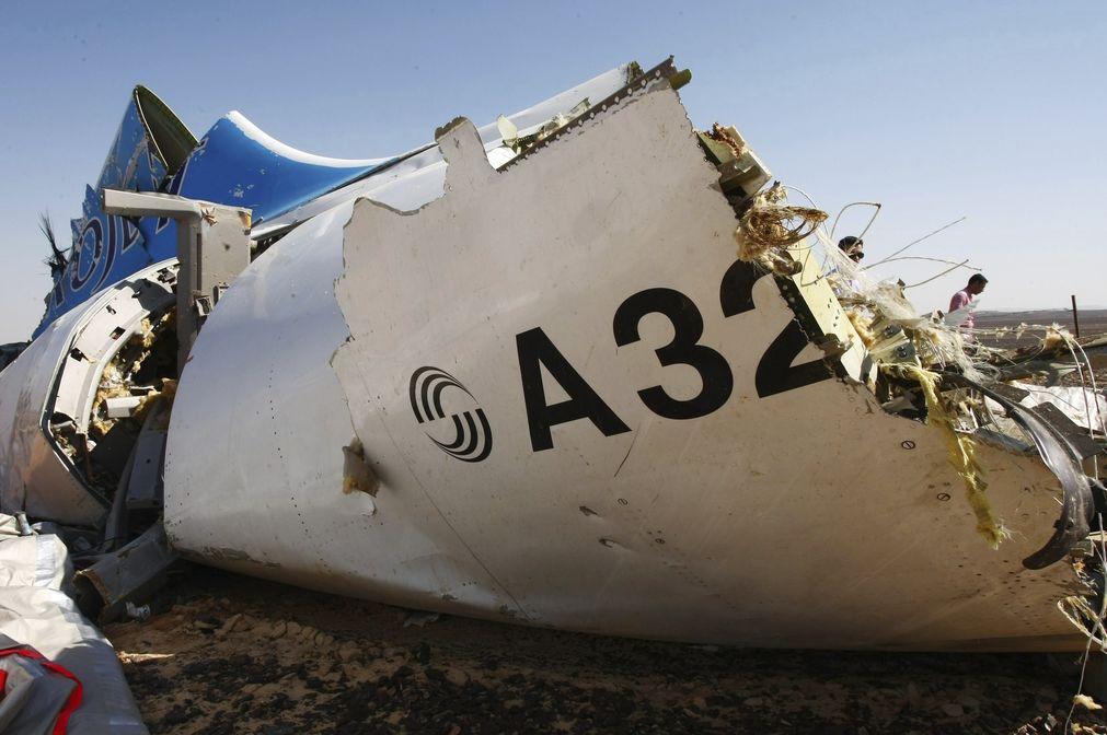 СМИ: причиной катастрофы А321 стал взрыв в двигателе