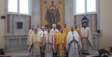 Пастырская встреча греко-католического духовенства России (+ ФОТО)