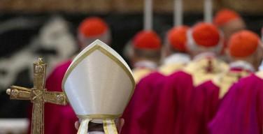 Папа: подражать Богу в смиренном служении
