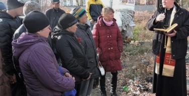 В «Каритас» Омска провели День бездомного