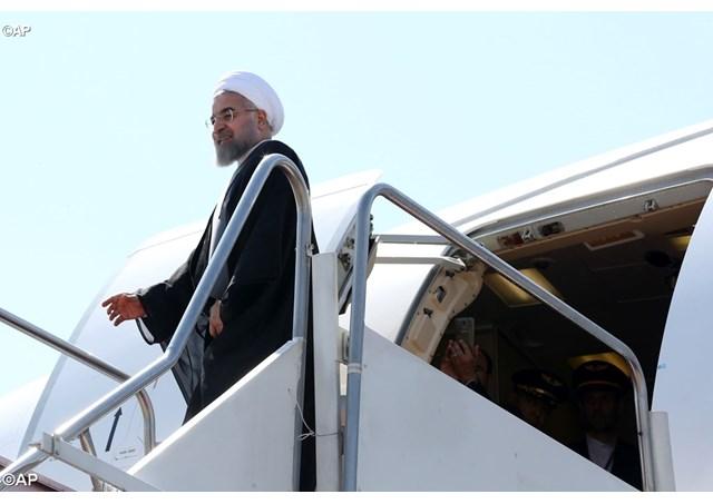 Отменен визит Президента Ирана в Ватикан