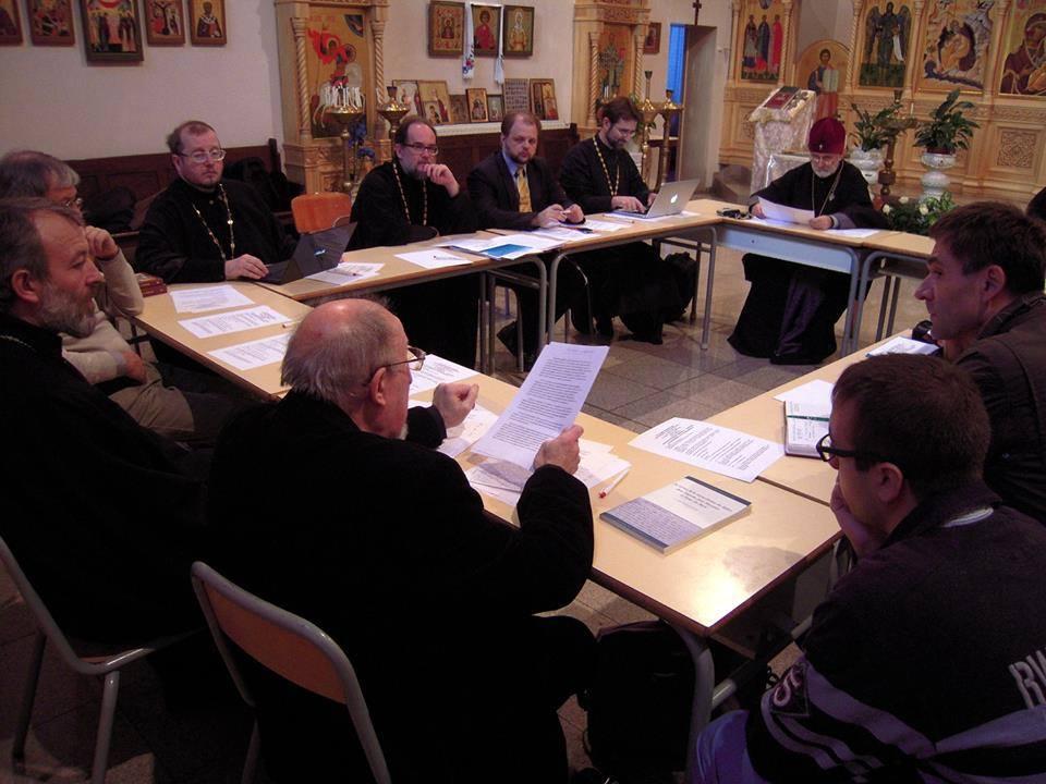 В Бельгии прошла международная богословская конференция «Покровские Чтения»