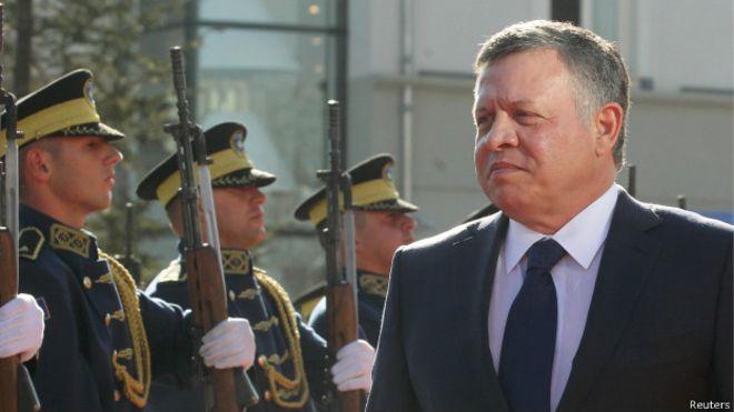 Король Иордании обвинил ИГ в развязывании третьей мировой войны