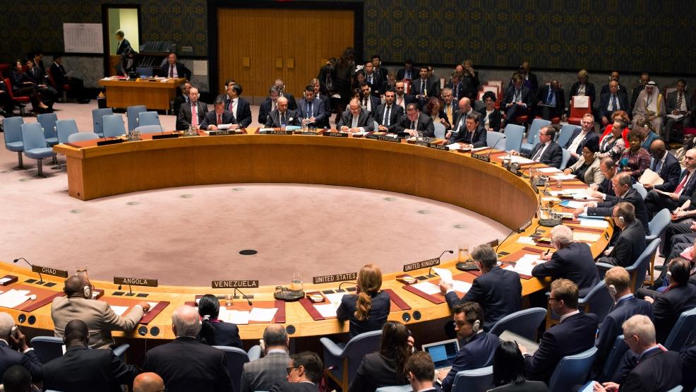 СБ ООН единогласно принял резолюцию о борьбе с ИГ в Ираке и Сирии