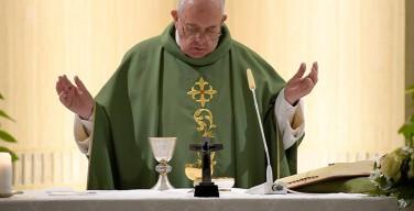 Папа: двери христианина открыты для всех