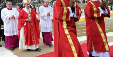 Папа Франциск в Уганде