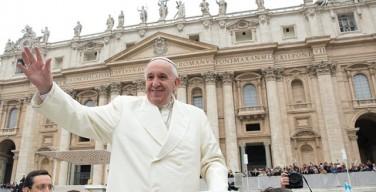 Папа Франциск: Юбилей – это отверстые врата Божия Милосердия