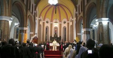 Встреча Папы Франциска с угандийским духовенством: о трех столпах Церкви в Африке