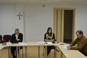 На заседании Комиссии по социально-благотворительной деятельности при Конференции епископов РФ