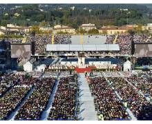 Папа Франциск во Флоренции: «мечтаю о Церкви близкой к народу…»