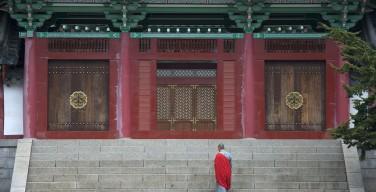 Представительная межрелигиозная делегация из Южной Кореи посетила КНДР