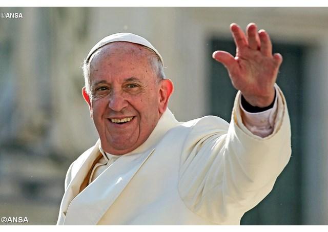 Папа Франциск встретился с римскими лютеранами