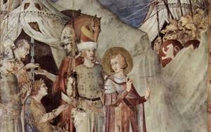 Выбор святого Мартина
