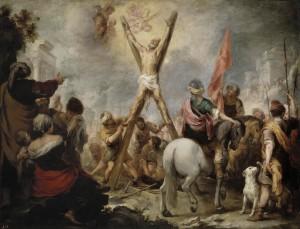 Распятие апостола Андрея