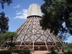 Базилика Святых Мучеников Угандийских в Намугонго