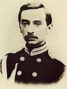 Офицер Российского генштаба Юзеф Калиновский